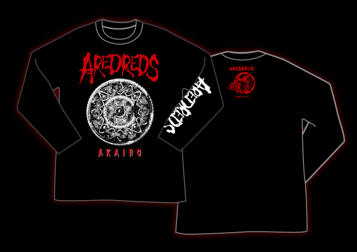 AKAIRO 2017 LONG SLEEVED T-SHIRTS